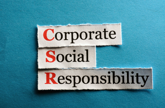 Corporate Social Responsibility - CSR Susan HayesCulleton