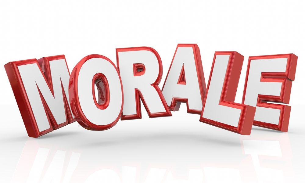 Morale - Susan HayesCulleton - The Positive Economist