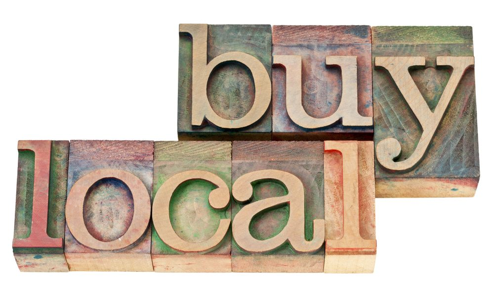 Buying Local Susan HayesCulleton