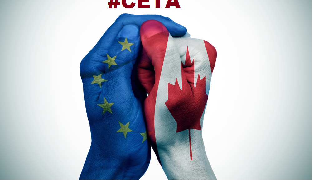 What is CETA - Europe & Canada Trade Deal