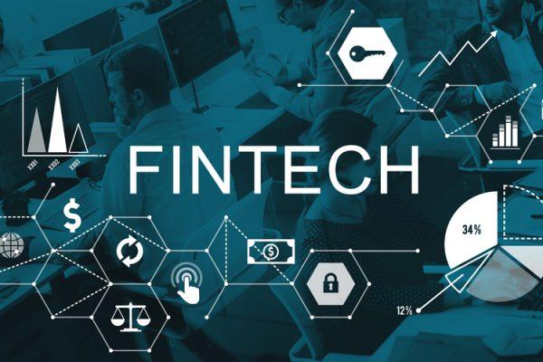 Fintech Investment Financial Internet Technology Concept