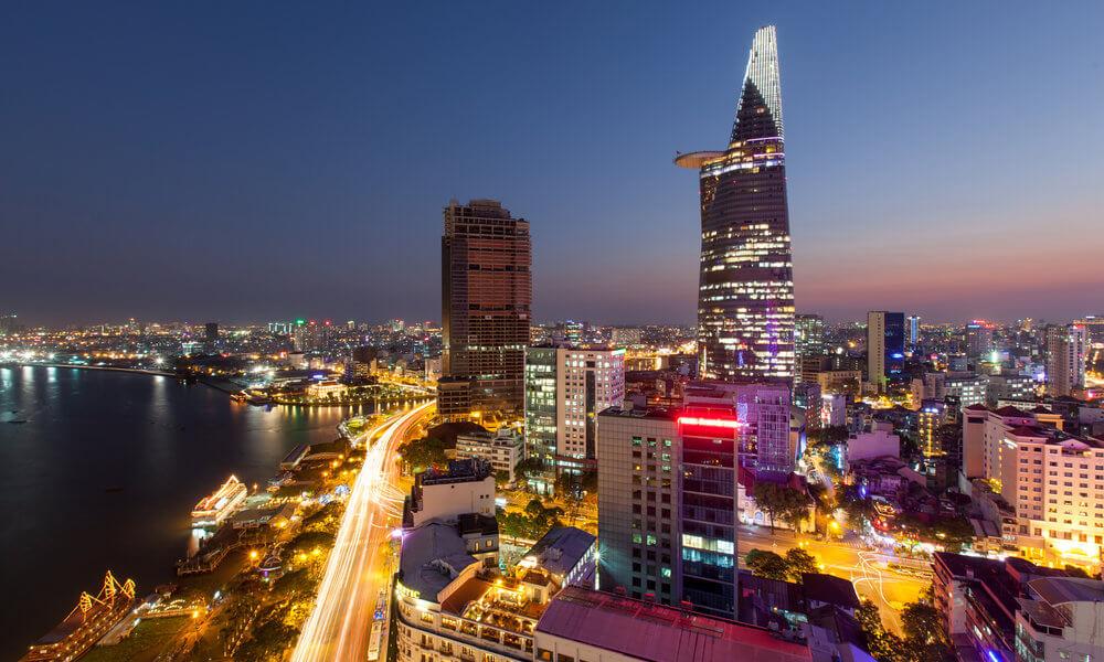 Vietnam by night Susan Culleton